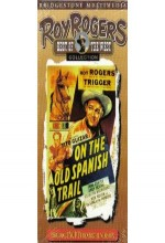 On The Old Spanish Trail (1947) afişi