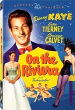 On The Riviera (1951) afişi