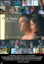 One Night (2007) afişi