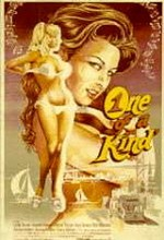 One Of A Kind (1976) afişi