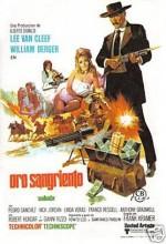 Oro Sangrıento (sabata) (1966) afişi