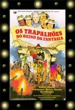 Os Trapalhões No Reino Da Fantasia (1985) afişi