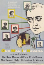 Our Man In Havana (1959) afişi
