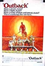 Wake in Fright (1971) afişi