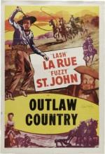 Outlaw Country (ı) (1949) afişi