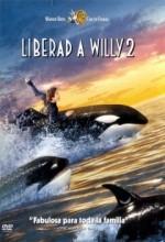Özgür Willy 2 (1995) afişi