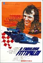 O Fabuloso Fittipaldi (1973) afişi