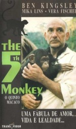 O Quinto Macaco (1990) afişi