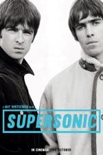Oasis: Supersonic (2016) afişi