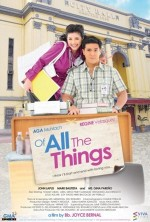 Of All the Things (2012) afişi
