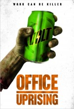 Office Uprising (2017) afişi
