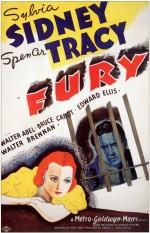 Öfke (1936) afişi