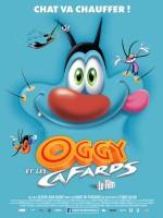 Oggy ve Hamamböcekleri (2013) afişi