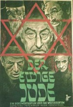 Ölümsüz Yahudi (1940) afişi