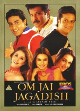 Om Jai Jagadish (2002) afişi