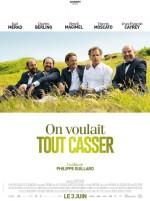 On Voulait Tout Casser (2015) afişi