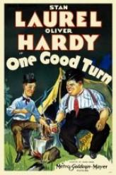 One Good Turn (ı) (1931) afişi