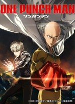 One Punch Man (2015) afişi