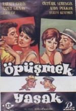 Öpüşmek Yasak (1964) afişi