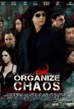 Organize Chaos (2012) afişi
