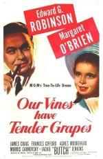 Our Vines Have Tender Grapes (1945) afişi