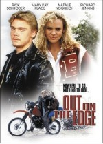 Out on the Edge (1989) afişi