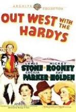 Out West With The Hardys (1938) afişi