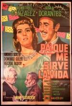 Pa' Qué Me Sirve La Vida (1961) afişi