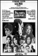 Palabra De Honor (1983) afişi
