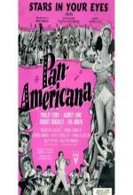 Pan-americana (1945) afişi