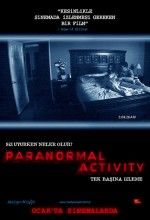 Paranormal Activity (2007) afişi