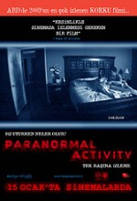 Paranormal Activity T�rk�e Dublaj Film �zle