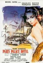 Paris, Palace Hôtel (1956) afişi