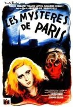 Parisin Gizemleri (1943) afişi