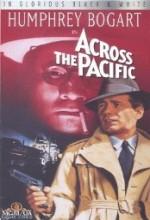 Pasifik'i Geçmek (1942) afişi