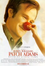 Patch Adams (1998) afişi