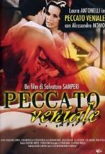 Peccato Veniale (1974) afişi
