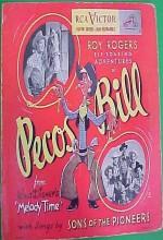 Pecos Bill (1948) afişi