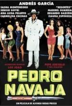 Pedro Navaja (1984) afişi