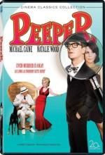 Peeper (1975) afişi