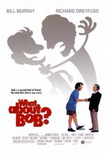 Peki Ya Bob? (1991) afişi