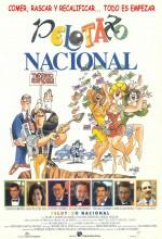 Pelotazo Nacional (1993) afişi