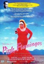 Pembe Flamingolar (1972) afişi