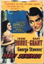 Penny Serenade (1941) afişi