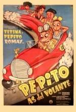 Pepito As Del Volante (!) (1957) afişi