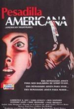 Pesadilla Americana (1983) afişi