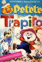 Petete Y Trapito (1975) afişi