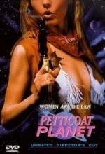 Petticoat Planet (1996) afişi