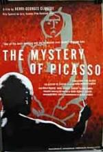 Picasso'nun Gizemi (1956) afişi