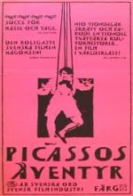 Picasso'nun Maceraları